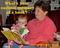 M and Grandma S read