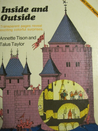 Inside and Outside Children's Book