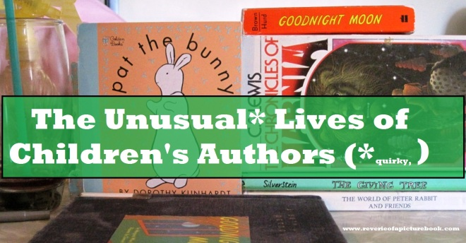 The Unusual Life of a Children's Author