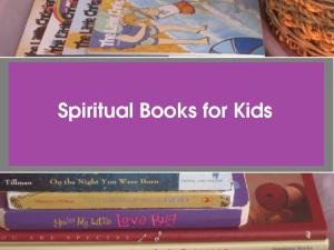 Spiritual Books for Kids