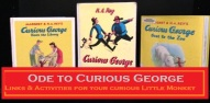 Ode to Curious George Photo