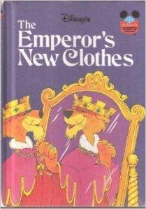 Disneys Emperors New Clothes