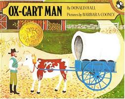 Ox-Cart Man by Donald Hall & Barbara Cooney