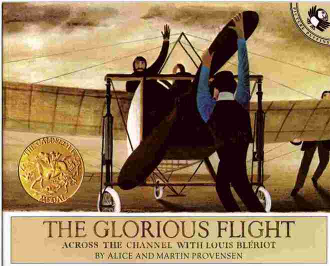 The Glorious Flight by Provensens
