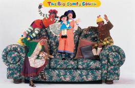 The Big Comfy Couch & Inspiration & Children's Books