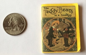 "Smallest Book for Reverie of  a Picture Book ""What to do with all those tiny books"""
