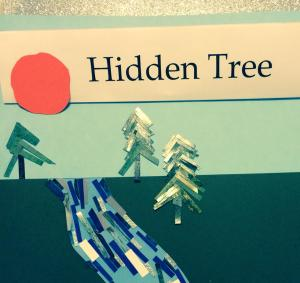 Hidden Tree for Reverie of a Picture Book