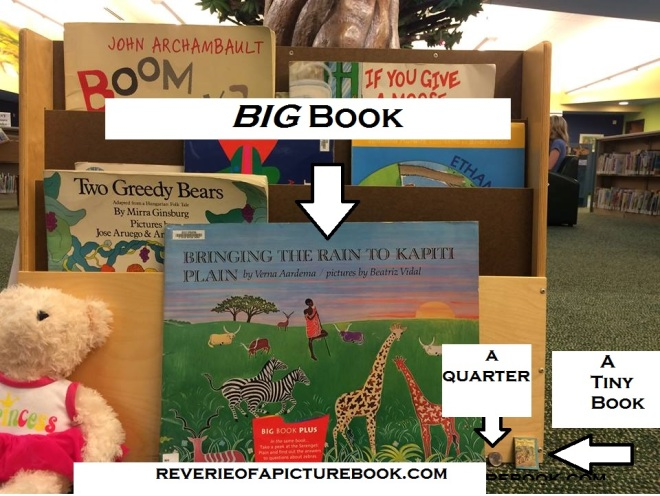 Big Books for Reverie of a Picture Book